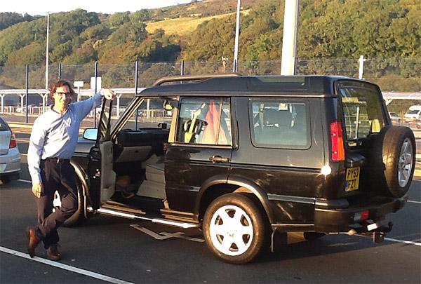 Land Rover ES Premium