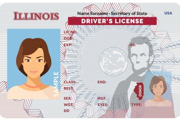 Illinois State ID