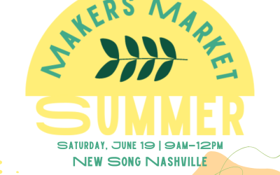 Meet Me at the Makers Market!