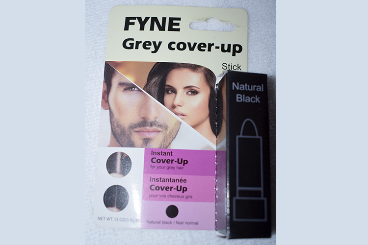 Grey hair Cover-Up