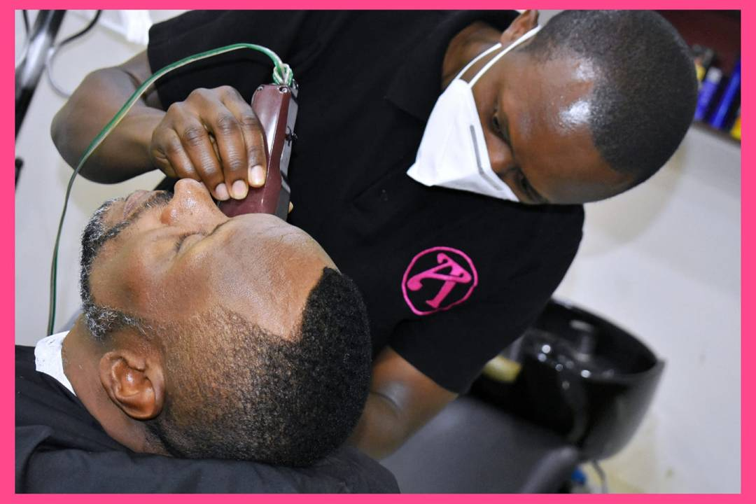 Ashleys Kenya Barber shops and Salons
