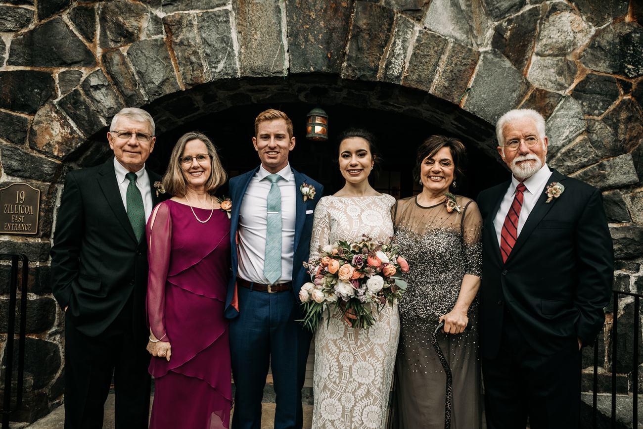 Wedding Family Photography