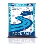Rock Salt & Snow Shovels