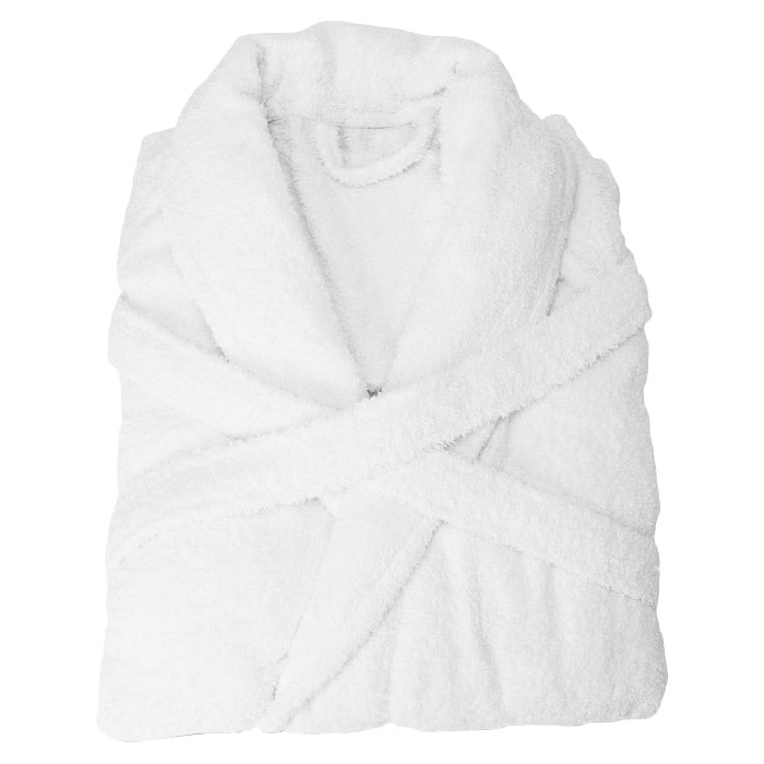 Terry Cloth Bathrobe at Wayfair