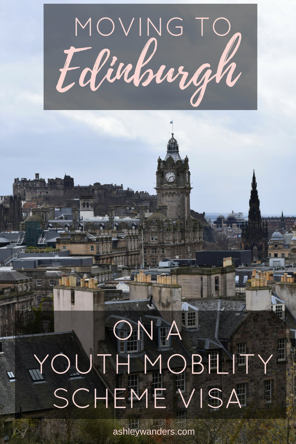 Moving to Edinburgh with a Youth Mobility Scheme Visa? Read this post for tips on what to do when you arrive - from opening a bank account to finding a job.