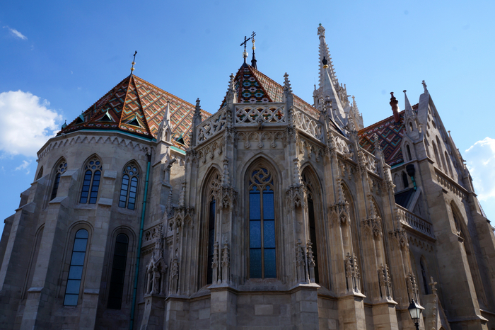 Budapest Matthias Church2