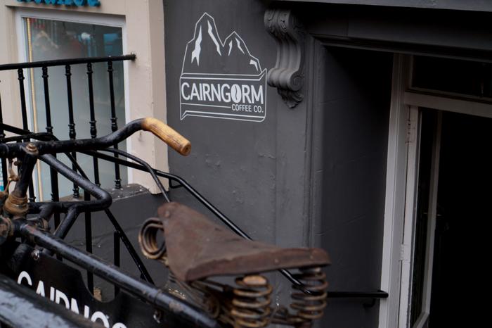 Cairngorm Coffee Edinburgh