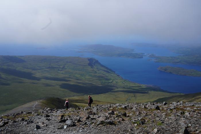 Isle of Mull Ben More