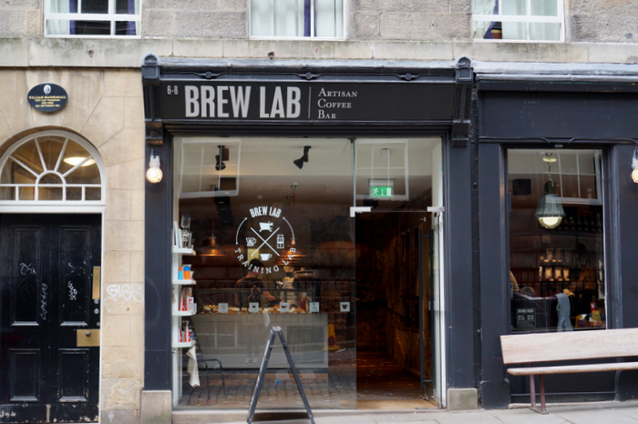 Brew Lab Edinburgh