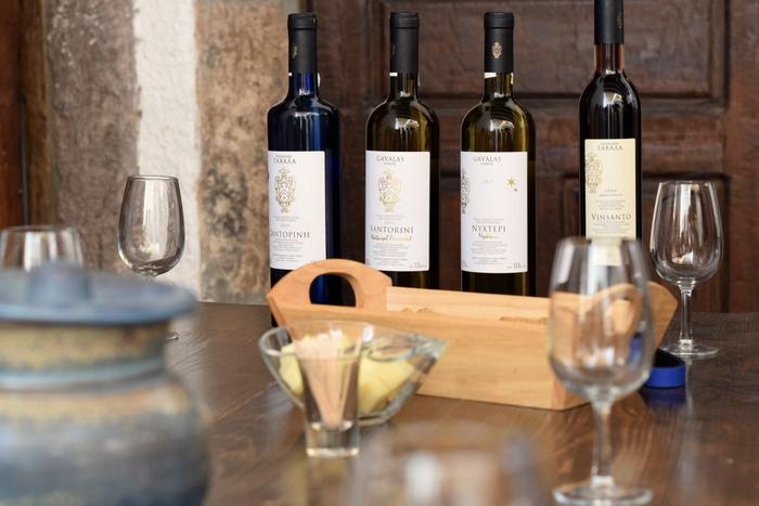 Santorini Gavalas Winery