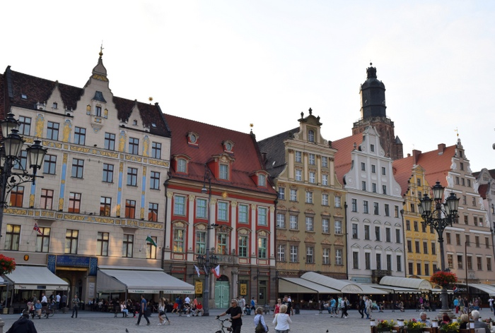 Wroclaw Market Square 4-001
