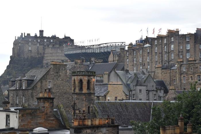 The Outsider Edinburgh