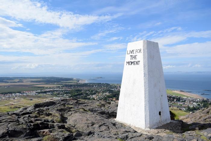 North Berwick Berwick Law