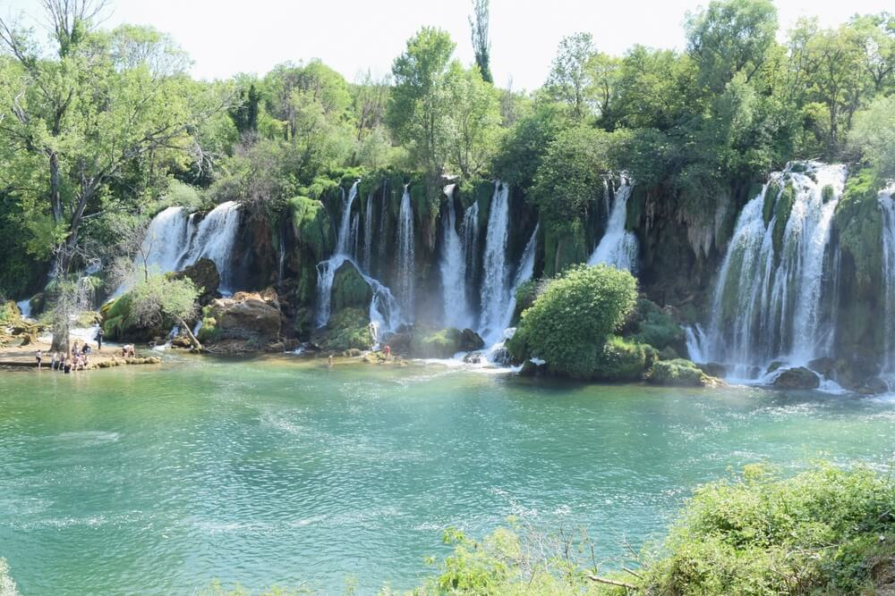 Kravice Waterfalls Bosnia