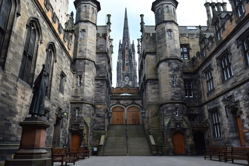 University of Edinburgh New College