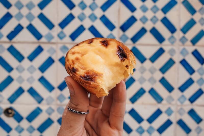 Manteigaria Egg Tart Lisbon