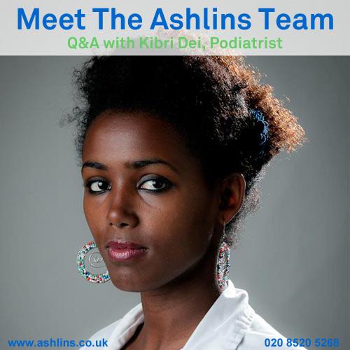 Meet the Team: Q&A with Kibri, Podiatrist and Posturologist