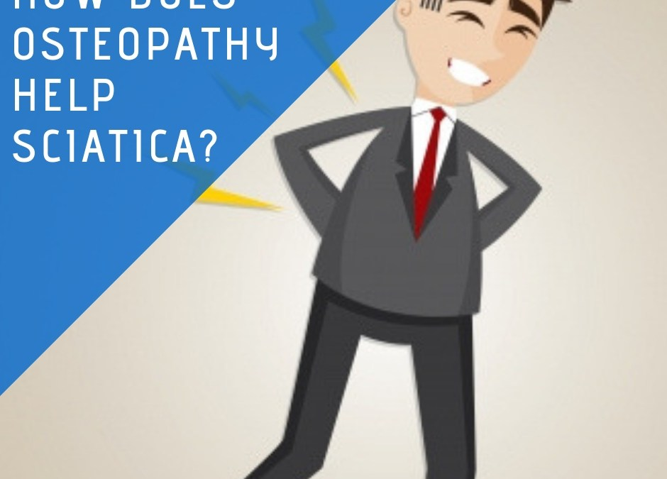 Osteopathy Treatment for Sciatica in London E17