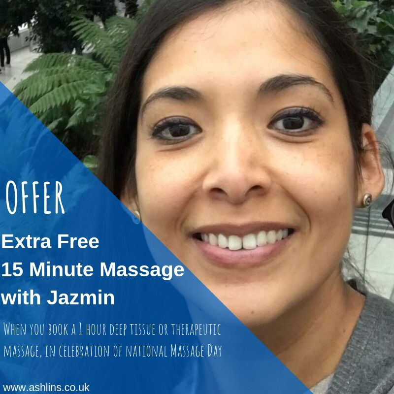 massage special offer walthamstow
