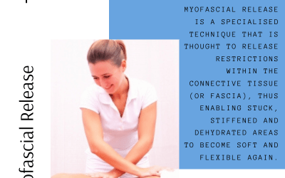 What is Myofascial Release, and how can it help?