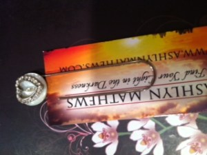 Bookmark Giveaway