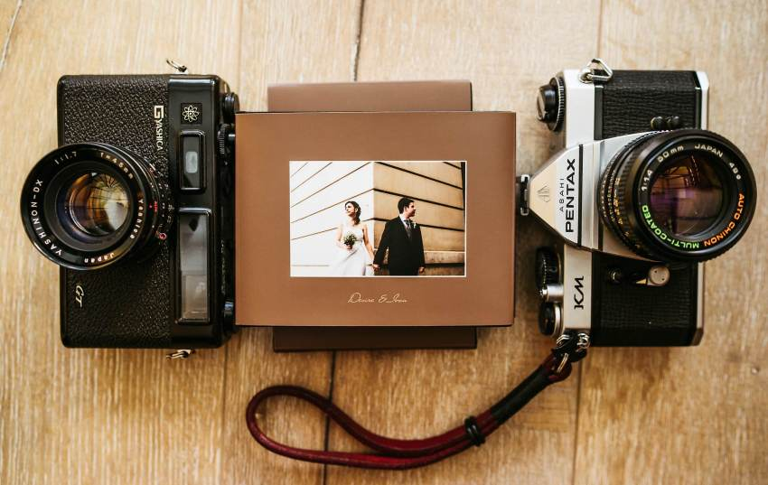 Wedding Photographers album Leicester