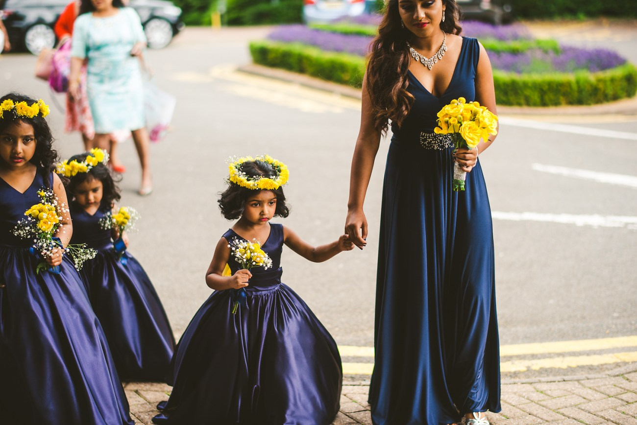 Asian wedding photography in Leicestershire