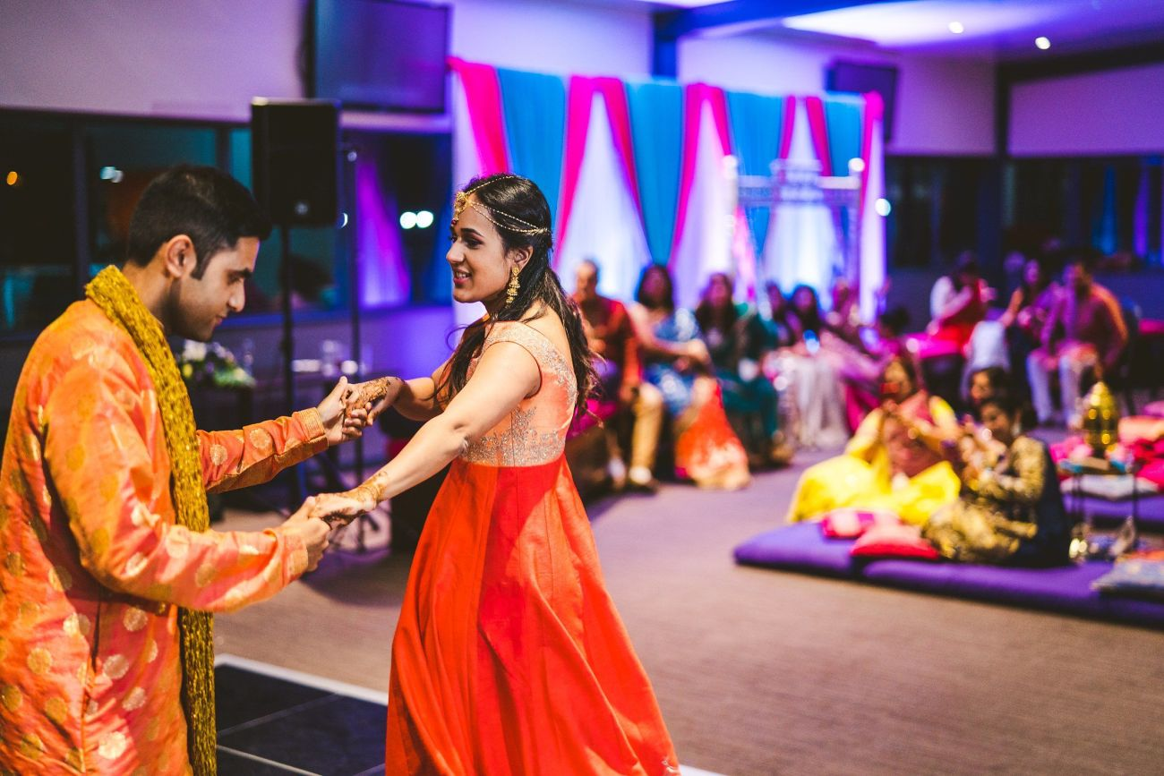 SANGEET INDIAN WEDDING PHOTOGRAPHY