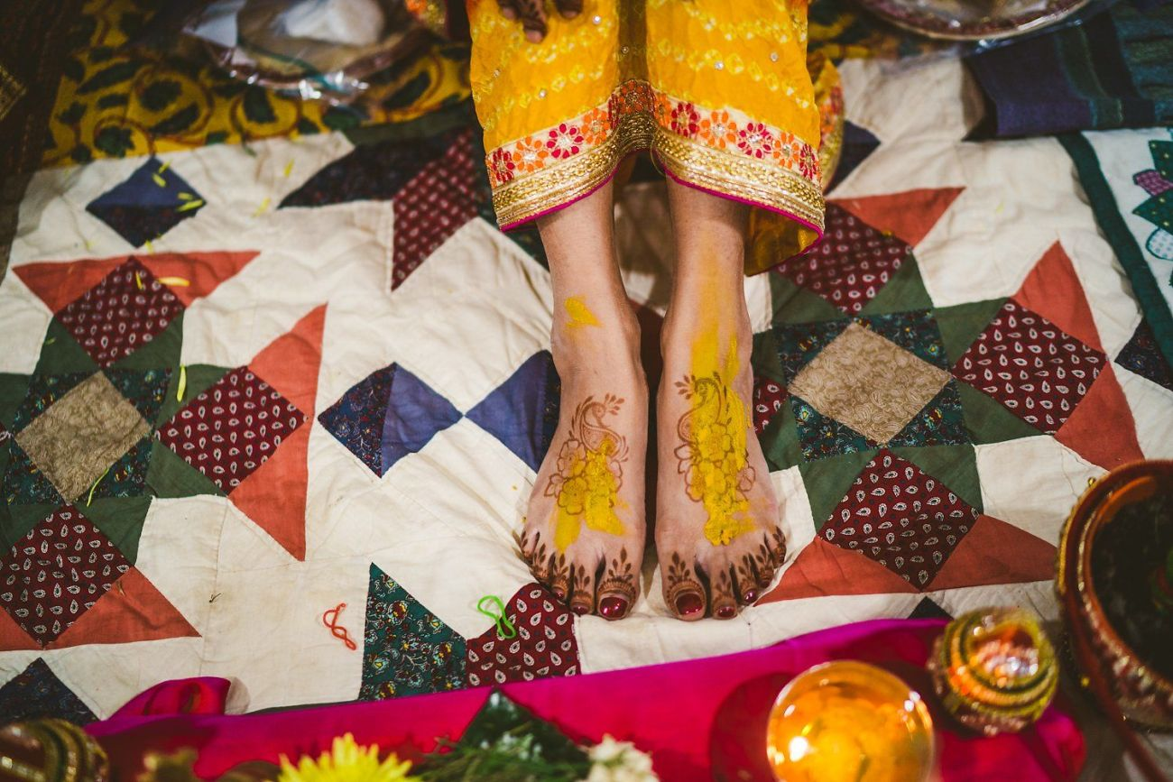HINDU WEDDING VIDHI CEREMONY