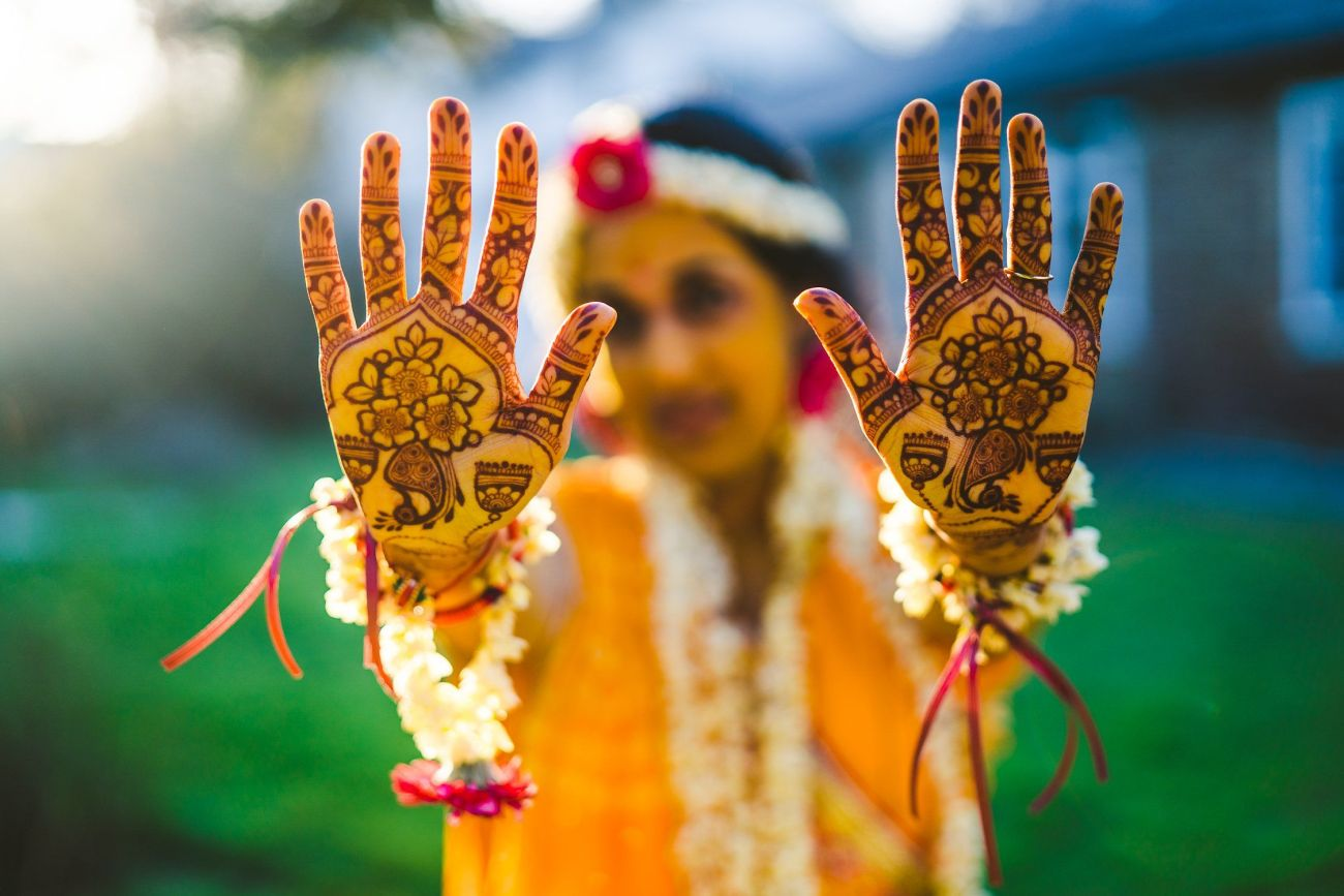 Mehndi Photography Asian Wedding