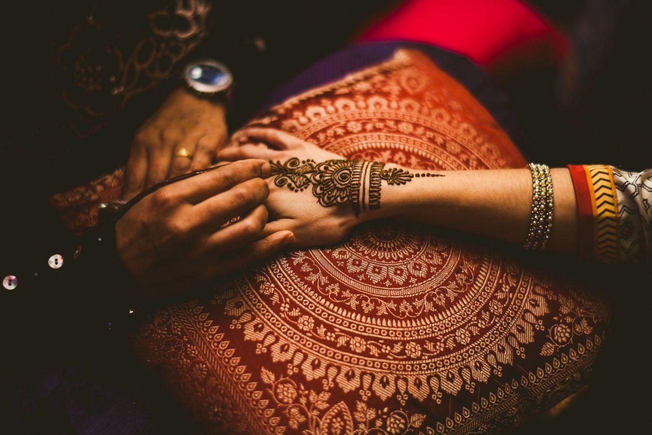 Mehndi Photography Asian Wedding