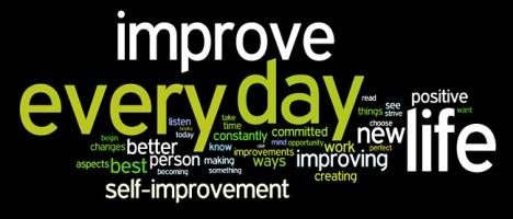 self-improvement wordle