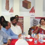 Resource Efficient Bricks: Building Blocks of the future, Workshop Organised by TERI