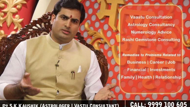 Professional Astrologer and Vastu Consultant in Delhi (India) – Ashu