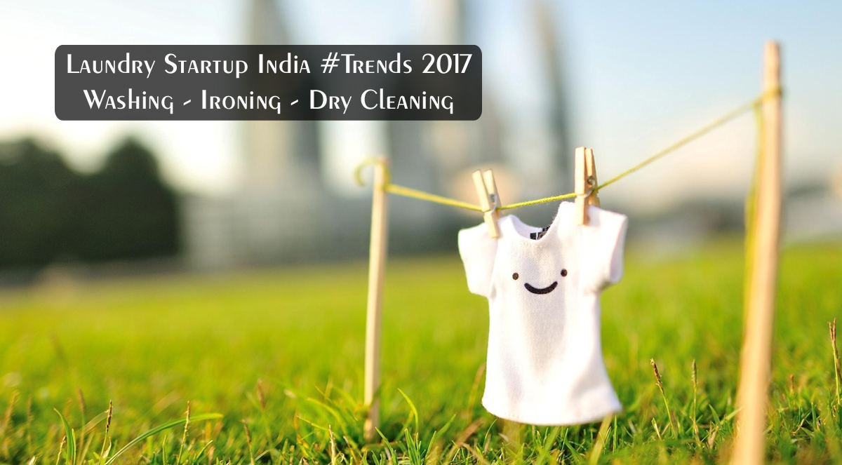 Laundry Startups India - Scope for Innovation