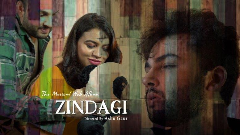 Zindagi Official Hd Music Video Motivational Hindi Song 2020 Ashu Gaur Aspkom Eixil Bollywood movies hindi mp3 songs 2019. motivational hindi song 2020