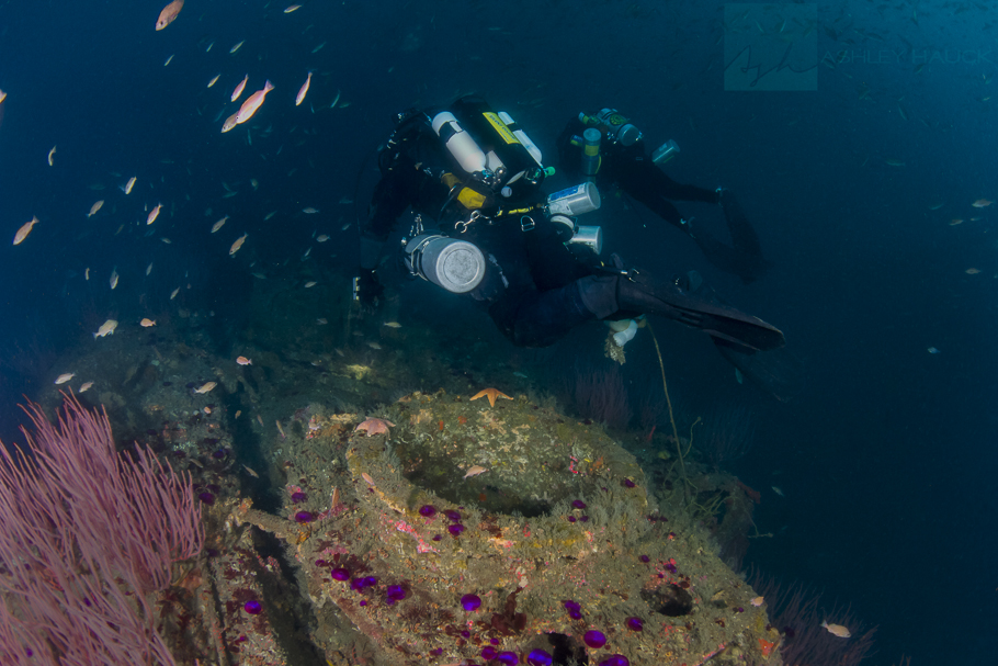 Diving a WWI U-Boat Wreck: UB-88