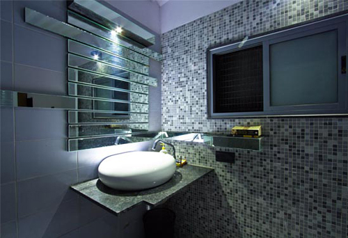 Bathroom Interior Designs - Sharan's Washroom view
