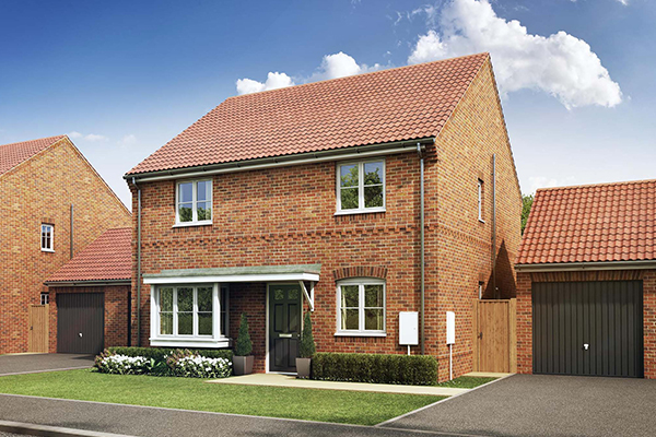 The Bain – Holbeach Meadows Phase 1