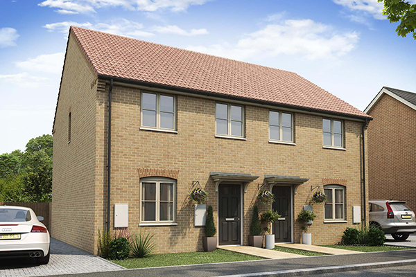 The Sparta – Holbeach Meadows Phase 1