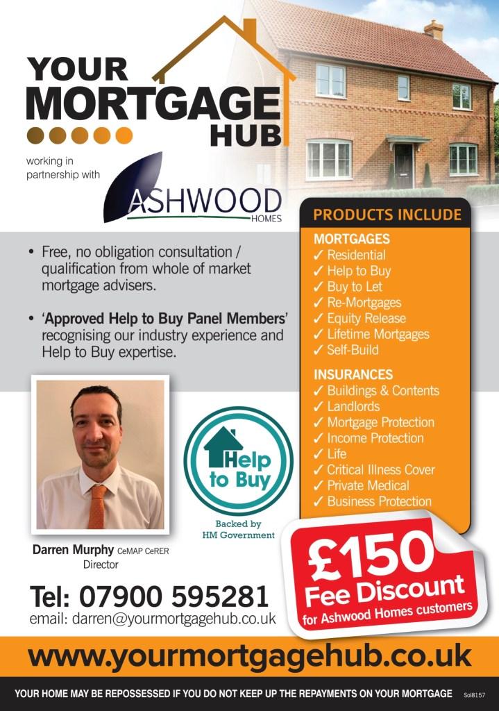 Mortgage hub Ashwood Lincolnshire
