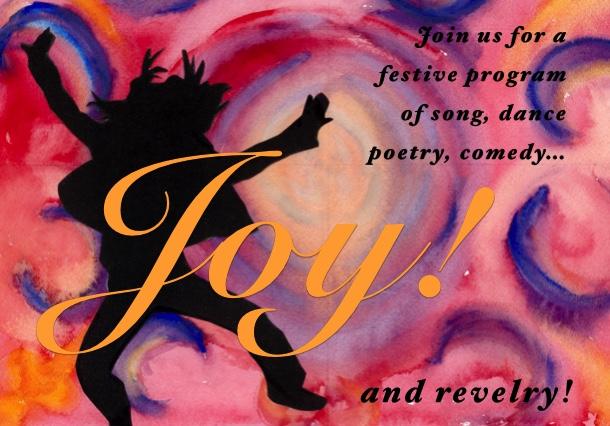 Winter Revels: Joy!