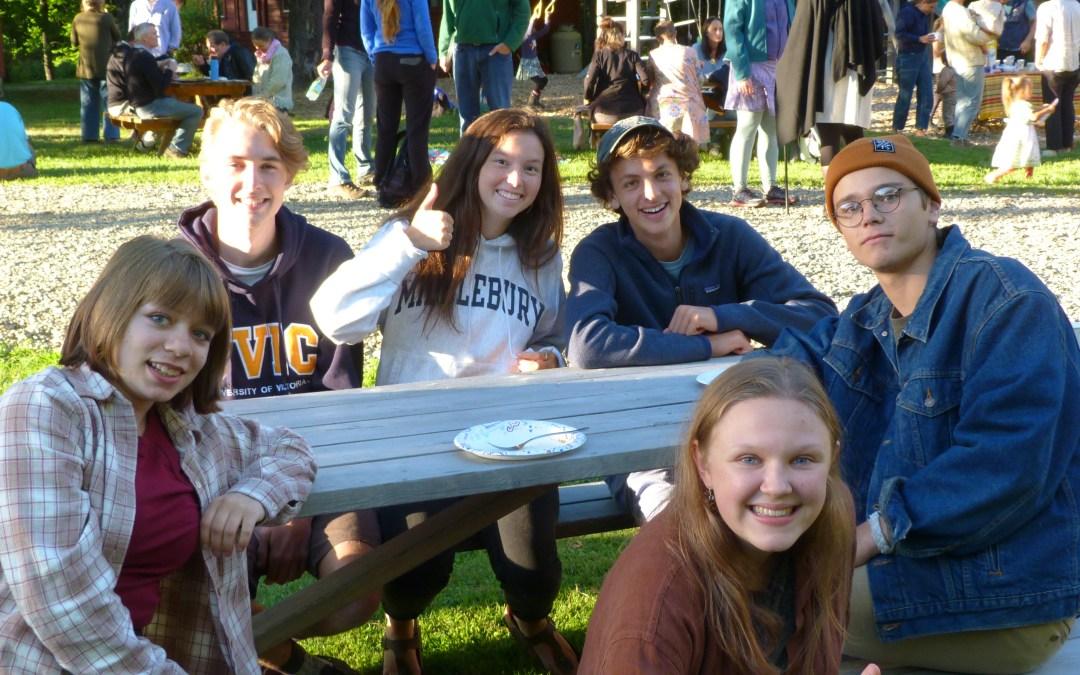 Alumni Inspire at Virtual Open House