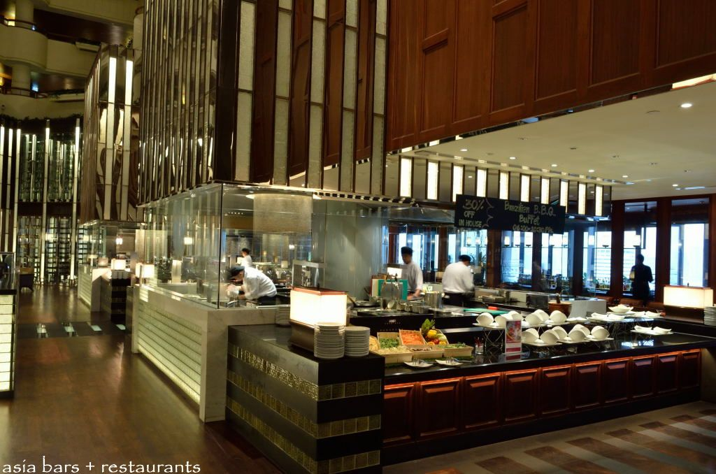 Panorama All Day Dining Restaurant At Crowne Plaza