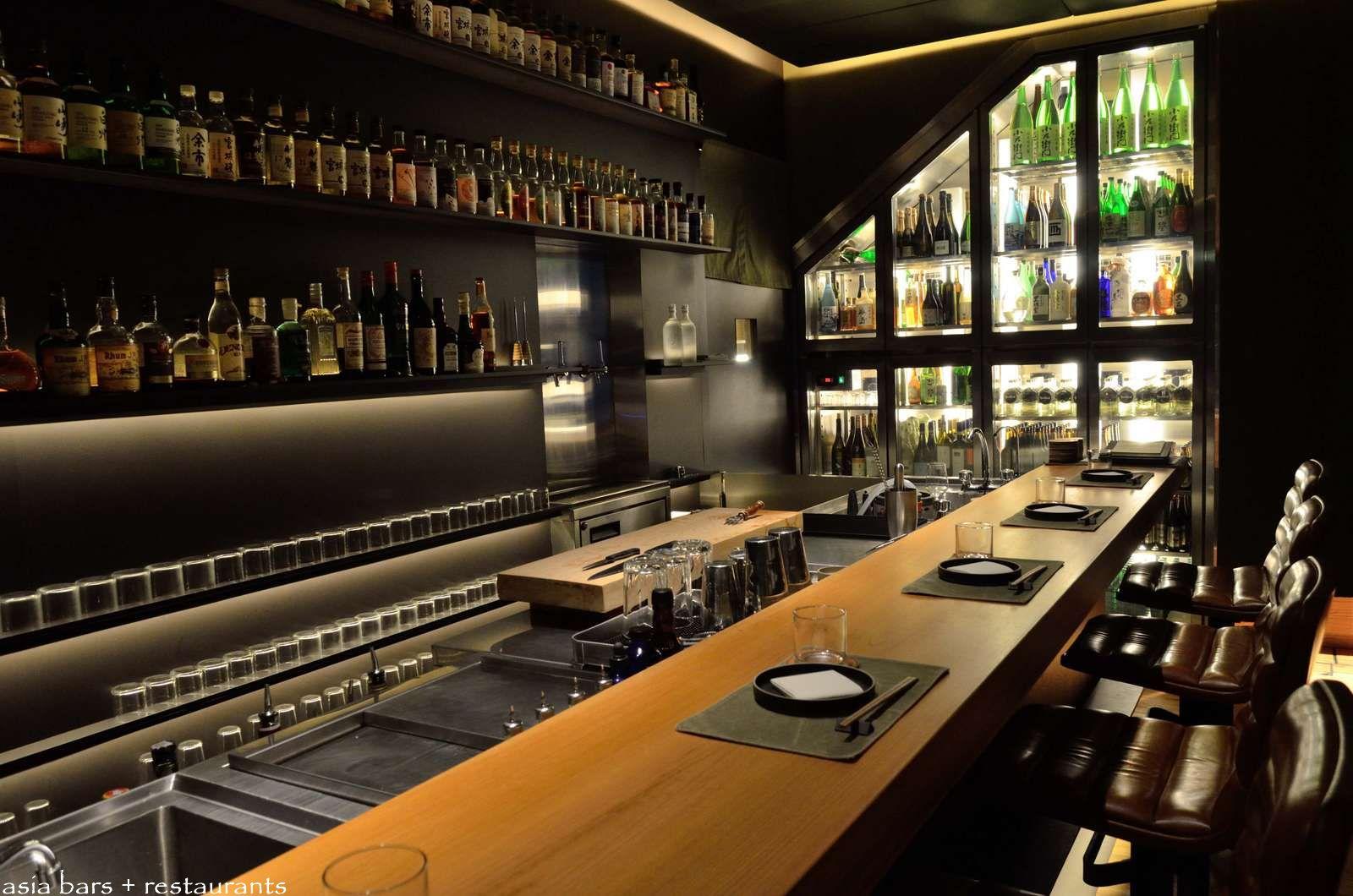 RONIN Japanese Inspired Seafood Dining Bar In Hong Kong Asia Bars Amp Restaurants