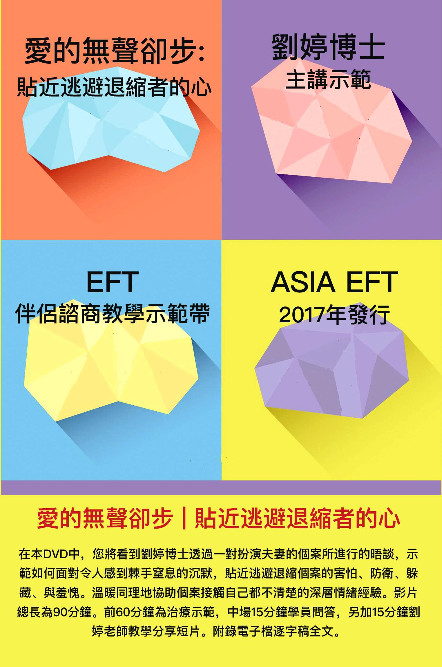 EFT伴侶諮商教學示範帶 – Asia EFT