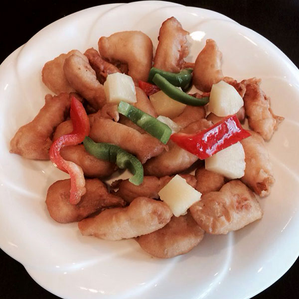 Sweet & Sour Chicken - Asia Grill