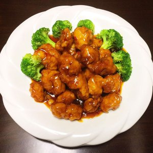 General Tso's Chicken - Asia Grill - Chinese Restaurant Peoria IL