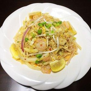 Shrimp Pad Tai - Asia Grill - Chinese Restaurant Peoria IL