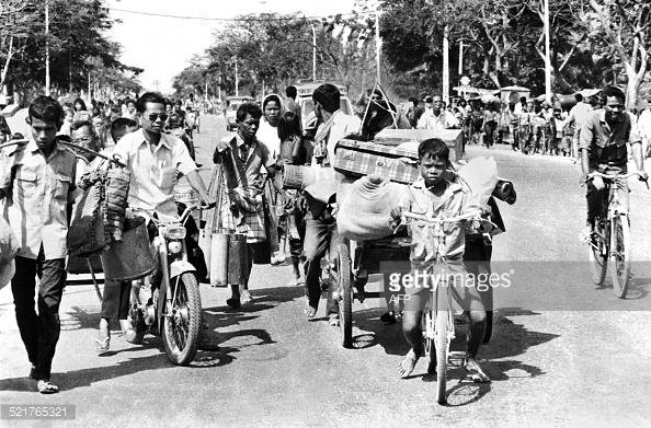 Phnom Penh evacuated